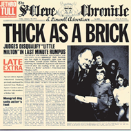 Thick As A Brick - 40th Anniversary Special Edition (Steven Wilson Mix) (VINYL)