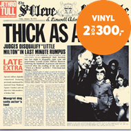 Produktbilde for Thick As A Brick - 40th Anniversary Special Edition (Steven Wilson Mix) (VINYL)