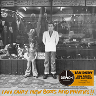 New Boots And Panties!!! (VINYL - 180 gram)