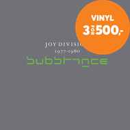 Produktbilde for Substance 1977-1980 (VINYL - 2LP - 180 gram)