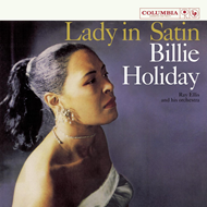 Produktbilde for Lady In Satin (VINYL - 180 gram)