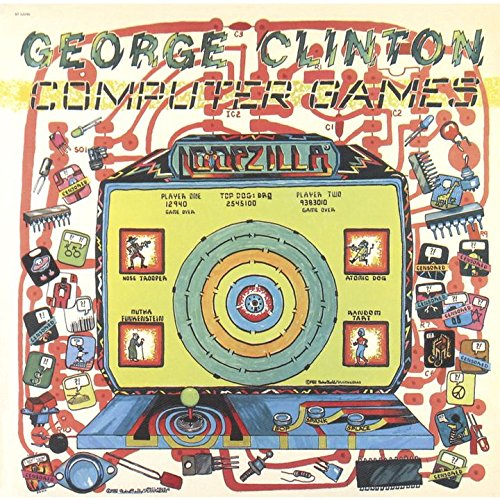 Computer Games - Limited Edition 3D- Cover (VINYL)