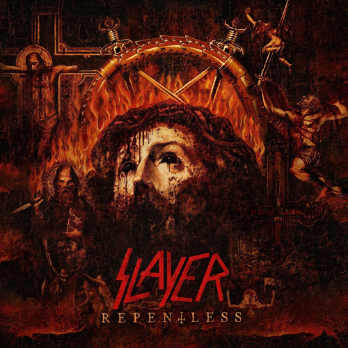 Repentless (VINYL)