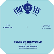 "Tears Of The World (VINYL - 7"")"