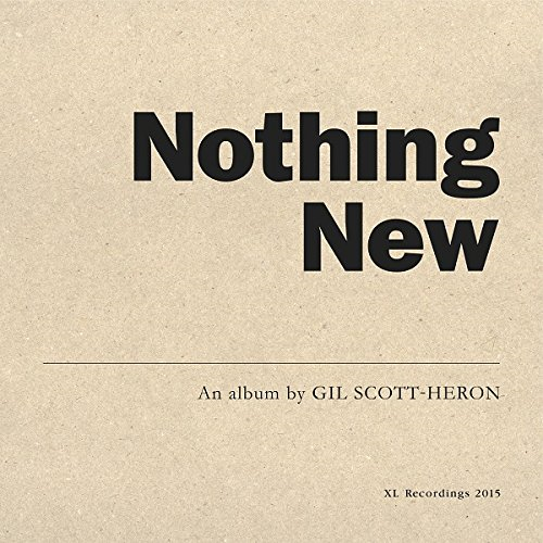 Nothing New (VINYL)