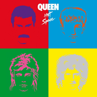 Produktbilde for Hot Space (VINYL - 180 gram)