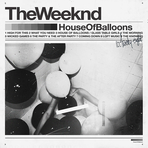 House Of Balloons (VINYL  - 2LP)