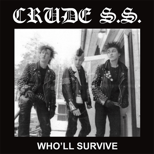 Who'll Survive (VINYL)