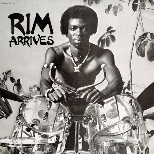 "Rim Arrives/International Funk (VINYL + 12"")"