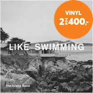 Produktbilde for Like Swimming (VINYL)