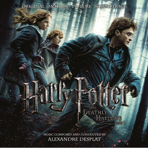 Harry Potter And The Deathly Hallows Part 1 (VINYL - 2LP - 180 gram)
