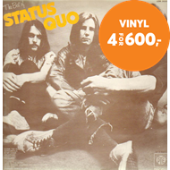 Produktbilde for The Best Of Status Quo (VINYL)
