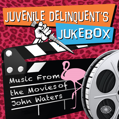 Juvenile Delinquints Jukebox - Music From The Movies Of John Waters (VINYL - 2LP)