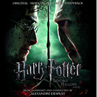 Harry Potter And The Deathly Hallows Part 2 (VINYL - 2LP - 180 gram)
