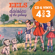 Produktbilde for Daisies Of The Galaxy (VINYL - 180 gram)