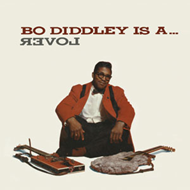 Bo Diddley Is A...Lover (VINYL - 180 gram)