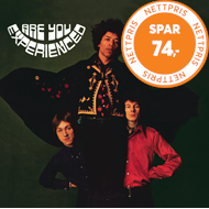Produktbilde for Are You Experienced? (EU Stereo Version) (VINYL - 2LP - 180 gram)