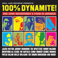 100% Dynamite! - Ska, Soul, Rocksteady & Funk In Jamaica: Expanded Edition (VINYL - 2LP)