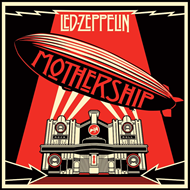 Mothership - The Very Best Of Led Zeppelin (VINYL - 4LP - 180 gram)