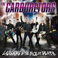 Produktbilde for Laughing In The Face Of Death - Limited Edition (VINYL - 180 gram - Blå + CD)
