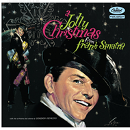 Produktbilde for A Jolly Christmas From Frank Sinatra (VINYL - 180 gram)