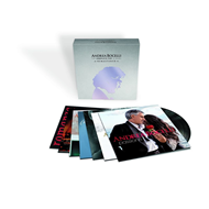 Andrea Bocelli - The Complete Pop Albums Remastered (VINYL - 14LP)