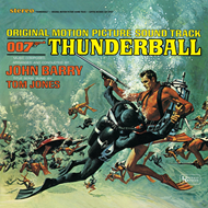 James Bond - Thunderball (VINYL - 180 gram)