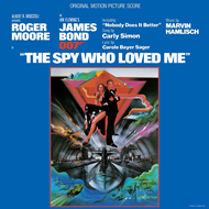 James Bond - The Spy Who Loved Me (VINYL - 180 gram)