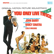 James Bond - You Only Live Twice (VINYL - 180 gram)