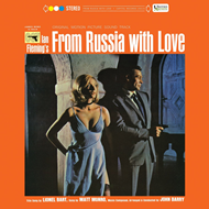 James Bond - From Russia With Love (VINYL - 180 gram)
