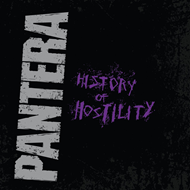 Produktbilde for History Of Hostility - Exclusive Silver Edition (VINYL)