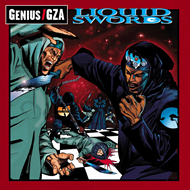 Liquid Swords (VINYL - 2LP)