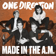 Produktbilde for Made In The A.M. (USA-import) (VINYL - 2LP)