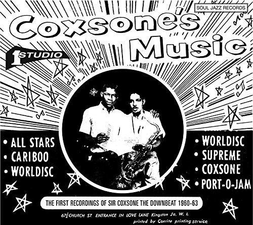Coxsone's Music: The First Recordings Of Sir Coxsone The Downbeat 1960-63 Part 1 (VINYL - 2LP)
