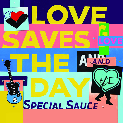 Love Saves The Day (VINYL)