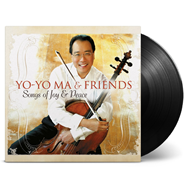 Produktbilde for Yo-Yo Ma - Songs Of Joy & Peace (VINYL - 2LP - 180 gram)