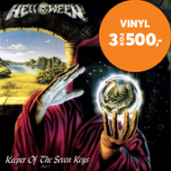 Produktbilde for Keeper Of The Seven Keys Part I (VINYL)