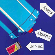 Atomizer - 30th Anniversary Edition (VINYL)