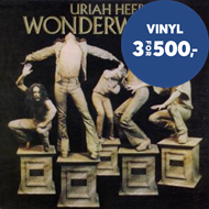 Produktbilde for Wonderworld (VINYL - 180 gram)
