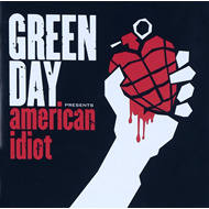 American Idiot - Limited Edition (VINYL - 2LP - Red, White & Black)