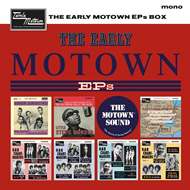 "The Early Motown EPs (VINYL - 7 x 7"")"