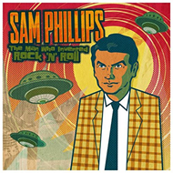 Sam Phillips: The Man Who Invented Rock 'N' Roll (VINYL - 3LP)