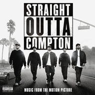 Produktbilde for Straight Outta Compton - Soundtrack (VINYL - 2LP)