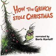 How The Grinch Stole Christmas - Narrated By Boris Karloff (VINYL - Green)