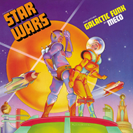 Produktbilde for Music Inspired By Star Wars And Other Galactic Funk (VINYL)