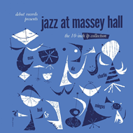 "Jazz At Massey Hall - The 10-Inch LP Collection (VINYL - 10"" x 3)"