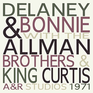 Produktbilde for A&R Studios 1971 - With The Allman Brothers & King Curtis (VINYL - 2LP)