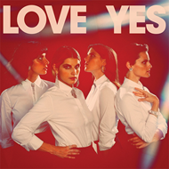 Love Yes - Limited Deluxe Edition (VINYL - 2LP - Transparent Red)