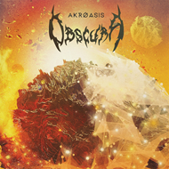 Akróasis - Limited Edition (VINYL - Red)