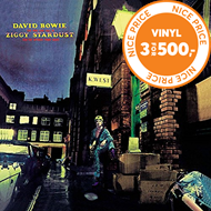 Produktbilde for The Rise And Fall Of Ziggy Stardust And The Spiders From Mars (VINYL - 180 gram)